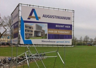 Bouwbord | Augustinianum