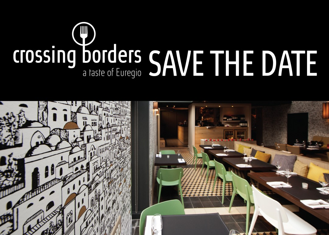 Logo design | Crossing Borders