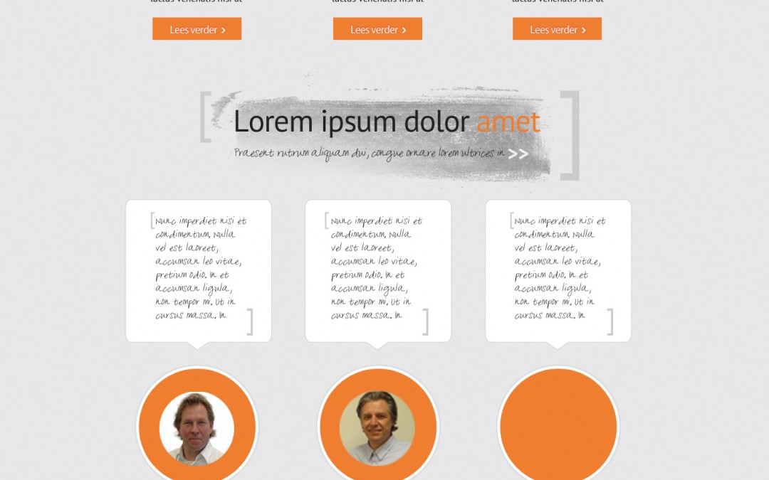 Webdesign | Franchise adviseur